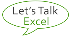 Let's Talk Excel